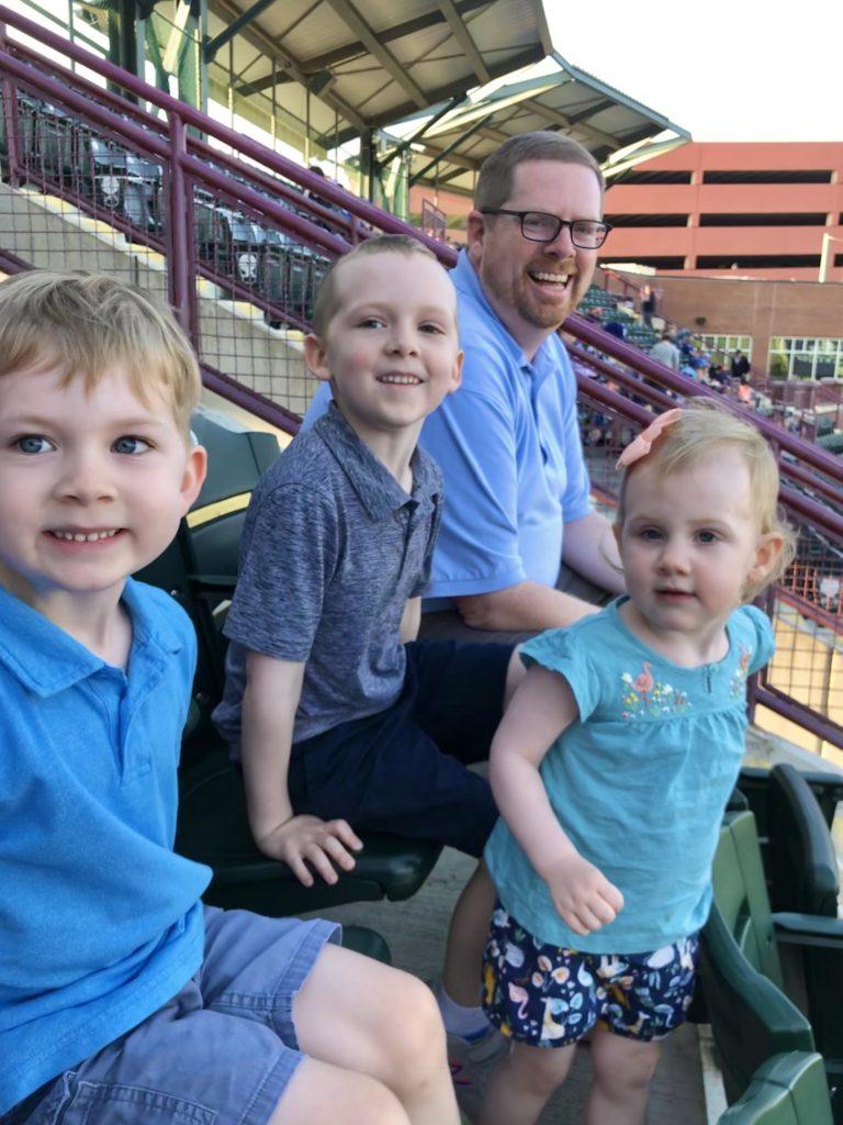 Oklahoma City Dodgers Family Date #Oklahoma #OKC #OklahomaCity #Baseball #MinorLeagueBaseball #FamilyFun